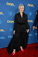 LOS ANGELES, CA. February 02, 2019: Helen Mirren at the 71st Annual Directors Guild of America Awards at the Ray Dolby Ballroom.<br /> Picture: Paul Smith/Featureflash