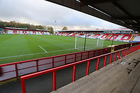 General view of the ground during Stevenage vs Notts County, Sky Bet EFL League 2 Football at the Lamex Stadium on 11th November 2017