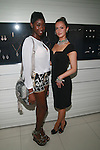 Lyric Wills and Model Attend The Palladium Jewelry By Jacob & Co. Launch Celebration hosted by W Magazine held At Jacob & Co. Flagship Store, NY  9/13/12