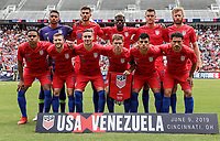 USMNT vs Venezuela, June 09, 2019