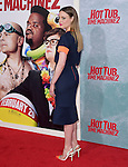 Gillian Jacobs attends Paramount Pictures L.A. Premiere of Hot Tub Time Machine 2 held at The Regency Village Theatre  in West Hollywood, California on February 18,2015                                                                               © 2015 Hollywood Press Agency
