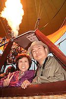 20120104 Hot Air Balloon Cairns 04 January