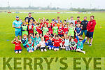 Munster Rugby Coaching Summer Camp in O'Dowd Park on Monday