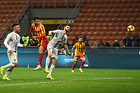 Filippo Bandinelli of Benevento scores for his side <br /> Milano 13-1-2019 Stadio Giuseppe Meazza <br /> Football Italy Cup 2018/2019 Inter - Benevento 6-2 <br /> Foto Image Sport  / Insidefoto