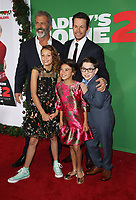 04 November 2017 - Westwood, California - Mel Gibson, Mark Wahlberg, Owen Wilder Vaccaro, Scarlett Esteves, Didi Costine. &quot;Daddy's Home 2&quot; Los Angeles Premiere held at Regency Village Theatre. <br /> CAP/ADM/FS<br /> &copy;FS/ADM/Capital Pictures