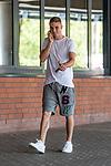 27.08.2019, wohninvest WESERSTADION, Bremen, GER, 1.FBL, Training SV Werder Bremen<br /> <br /> im Bild<br /> David Philipp (Werder Bremen #31), <br /> <br /> Foto © nordphoto / Ewert