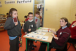 St Ita's Students.Amy Bowden, Dillon McKenna, Shane Nolan and Clare Ivory..Photo: Fran Caffrey/www.newsfile.ie...