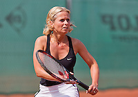 August 24, 2014, Netherlands, Amstelveen, De Kegel, National Veterans Championships, Ingeborg Vonk (NED)<br /> Photo: Tennisimages/Henk Koster