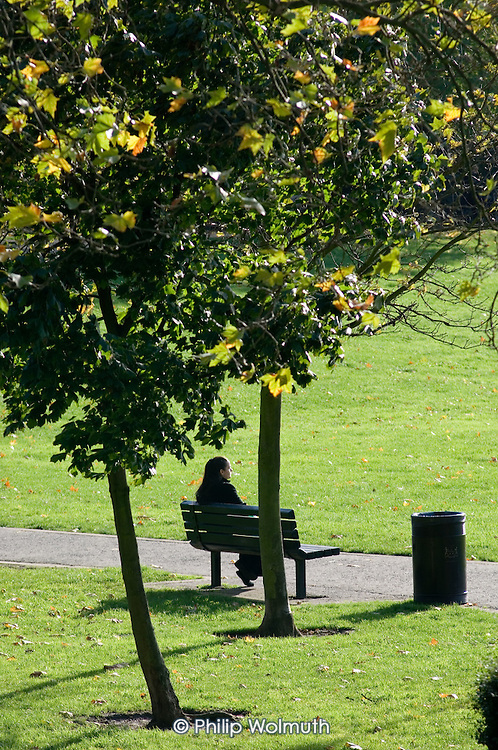 Paddington Recreation Ground, managed by Westminster City Council.