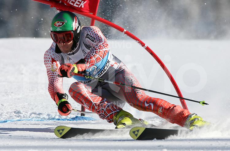 Ski Alpin; Saison 2006/2007  Riesenslalom Herren Mario Matt (AUT)