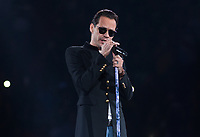 MIAMI, FL - NOVEMBER 17: Marc Anthony performs during his Full Circle Tour at American Airlines Arena in Miami. November 17, 2017. Credit: mpi140/MediaPunch /NortePhoto.com
