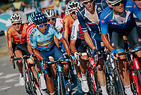 Nairo Quintana (COL/Movistar)<br /> <br /> MEN ELITE ROAD RACE<br /> Kufstein to Innsbruck: 258.5 km<br /> <br /> UCI 2018 Road World Championships<br /> Innsbruck - Tirol / Austria