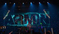 """RECIFE, PE, 01/05/2015 - SHOW-PE - O DJ holandês Armin Van Bauuren, durante apresentação no Pavilhão do Centro de Convenções de Pernambuco, em show temático """"One Night Only"""" com o tema """"Circus"""", na madrugada desta sexta-feira , 01. (Foto: Jean Nunes/Brazil Photo Press)."""