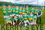 The John Mitchells U10 team taking part in the John Mitchels U8 and U10 Annual Club Blitz at the Complex on Saturday.