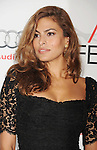 HOLLYWOOD, CA - NOVEMBER 03: Eva Mendes arrives at the 2012 AFI FEST - 'Holy Motors' Gala Screening at Grauman's Chinese Theatre on November 3, 2012 in Hollywood, California.