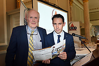 Pictured at an OCKT Chartered Accountants Budget Highlights Briefing in The Malton Hotel, Killarney on Wednesday were from left, Marcus treacy, OCKT and Mark Scally, The Malton Hotel.<br /> Photo: Don MacMonagle<br /> <br /> repro free photo