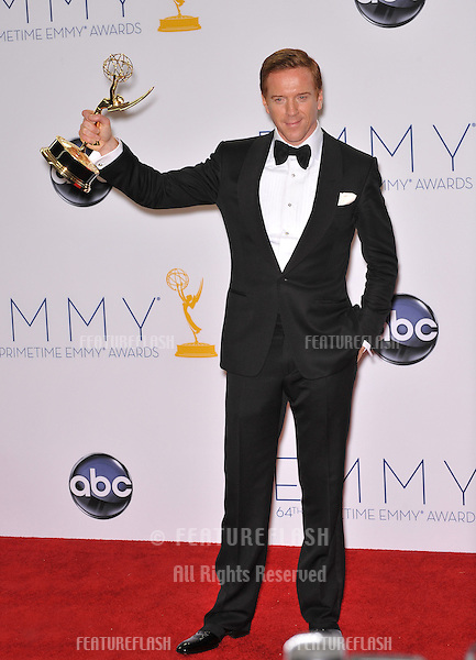 Damian Lewis at the 64th Primetime Emmy Awards at the Nokia Theatre LA Live..September 23, 2012  Los Angeles, CA.Picture: Paul Smith / Featureflash