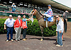 Rescator winning at Delaware Park on 6/13/12