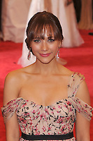 Rashida Jones at the 'Schiaparelli And Prada: Impossible Conversations' Costume Institute Gala at the Metropolitan Museum of Art on May 7, 2012 in New York City. © mpi03/MediaPunch Inc.