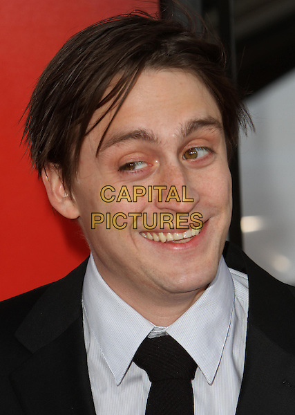 "KIERAN CULKIN .""Scott Pilgrim Vs. The World"" Los Angeles Premiere held at Grauman's Chinese Theatre, Hollywood, CA, USA, 27th July 2010..portrait headshot black tie smiling .CAP/ADM/CH.©Charles Harris/AdMedia/Capital Pictures"