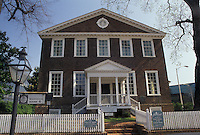 AJ3331, Richmond, Virginia, John Marshall House in Richmond in the state of Virginia.