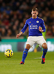 Marc Albrighton of Leicester City during the Premier League match at Molineux, Wolverhampton. Picture date: 14th February 2020. Picture credit should read: Darren Staples/Sportimage