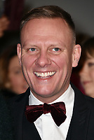 Antony Cotton<br /> Arrivals at the National Television Awards 2018 at The O2 Arena on January 23, 2018 in London, England. <br /> CAP/Phil Loftus<br /> &copy;Phil Loftus/Capital Pictures