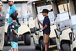 Lydia Ko Futures Golf, Gulf Harbour Country Club, Whangaparoa. New Zealand. Sunday 2nd February 2020. Photo: Simon Watts/www.bwmedia.co.nz/NZGolf