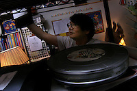 "Richard J. Concepcion, aka Rapid T. Rabbit, searches for a tape in his apartment among the 23-year archive of his cable access television show ""Rapid T. Rabbit and Friends.""   Furries are a group of people who identify themselves not as being human but as a walking, talking animal.  For some the lifestyle is complete, animal traits reach into every aspect of life from mundane trips to a grocery store to sexual fantasies.  For others, involvement in the furry fandom is limited to public performances and meet-and-greets."