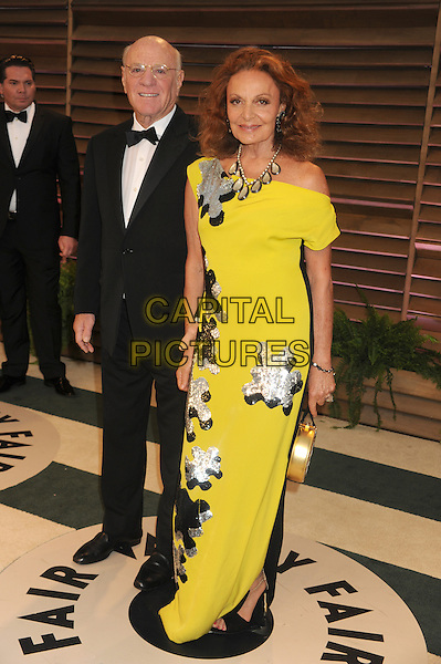 WEST HOLLYWOOD, CA - MARCH 2: Diane von Furstenberg at the 2014 Vanity Fair Oscar Party in West Hollywood, California on March 2, 2014. <br /> CAP/MPI/mpi20<br /> &copy;mpi01/MediaPunch/Capital Pictures
