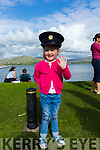 There's a new Guar in Valentia and she, Grace Lyne kept good order at the Valentia Regatta on Monday.