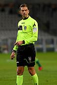 2nd December 2017, Stadio Olimpico Grande Torino, Turin, Italy; Serie A football, Torino versus Atalanta; referee Paolo Tagliavento
