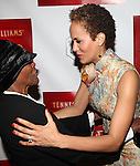 Cicely Tyson & Nicole Ari Parker.attending the Broadway Opening Night After Party for 'A Streetcar Named Desire' on 4/22/2012 at the Copacabana in New York City.