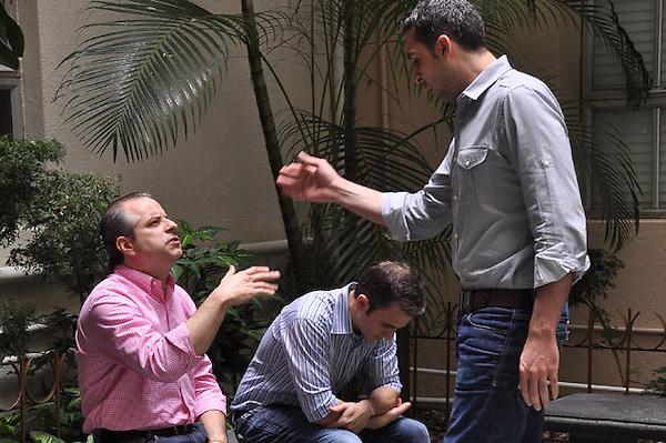Ricardo Ivanovich Smester, Sammy Dauhajre, y Juan José Fernández Ibarra, investigados por su conexión con el caso del prófugo .Ciudad: Santo Domingo.Fotos:  Carmen Suárez/acento.com.do.Fecha: 012/05/2011