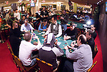 Tournament area at Casino Barcelona