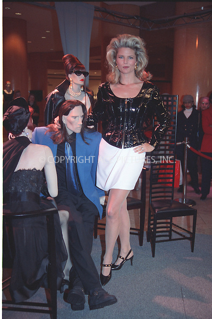 New York, circa 1995. Christie Brinkley. Please byline: R. BOCKLET-ACE PICTURES.   ..  ***  ..Ace Pictures, Inc:  ..contact: Alecsey Boldeskul (646) 267-6913 ..Philip Vaughan (646) 769-0430..e-mail: info@acepixs.com