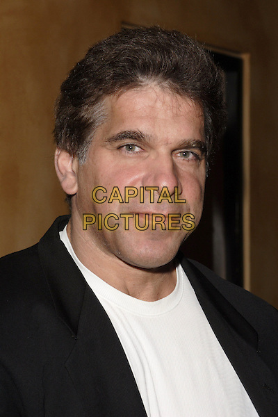 """LOU FERRIGNO.DVD launch event; Cocktail reception for Big Vision Entertainment's """"The World's Best Stand-Up Comedy Collection"""" celebrating Norm Crosby's 40th Anniversary in Show Business, held at 9900 Santa Monica Boulevard, Beverly Hills, California  .June 14th, 2005.Photo Credit: Zach Lipp/AdMedia.headshot portrait.www.capitalpictures.com.sales@capitalpictures.com.© Capital Pictures."""
