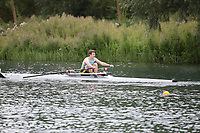 Race: 44: J16 1x  Heat 2<br /> <br /> Peterborough Summer Regatta 2017 - Saturday<br /> <br /> To purchase this photo, or to see pricing information for Prints and Downloads, click the blue 'Add to Cart' button at the top-right of the page.