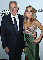 BEVERLY HILLS- OCTOBER 13:   Steve Tisch  at amfAR Los Angeles 2017 at Ron Burkleâs Green Acres Estate on October 13, 2017 in Beverly Hills, California. (Photo by Scott Kirkland/PictureGroup)