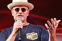 Actor Michael Rooker speaks during the Grand Finale event for the Tokyo Comic Con 2017 at Makuhari Messe International Exhibition Hall on December 3, 2017, Tokyo, Japan. This is the second year that San Diego Comic-Con International held the event in Japan. Tokyo Comic Con runs from December 1 to 3. (Photo by Rodrigo Reyes Marin/AFLO)