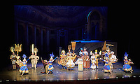 Disney's Beauty and the Beast presented by Variety Children's Charity St. Louis at Touhill in St. Louis, Missouri on Oct 21, 2016.