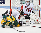 Danielle Skirrow (Clarkson - 28), Casie Fields (Northeastern - 9) - The Northeastern University Huskies defeated the visiting Clarkson University Golden Knights 5-2 on Thursday, January 5, 2012, at Matthews Arena in Boston, Massachusetts.