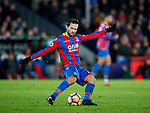 Crystal Palace's Yohan Cabaye in action during the premier league match at Selhurst Park Stadium, London. Picture date 28th December 2017. Picture credit should read: David Klein/Sportimage