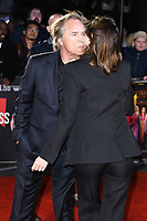 "Don Johnson and Ana de Armas<br /> arriving for the ""Knives Out"" screening as part of the London Film Festival 2019 at the Odeon Leicester Square, London<br /> <br /> ©Ash Knotek  D3524 08/10/2019"