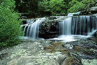63897-00518 Burden Falls near Bell Smith Springs, Shawnee National Forest, IL