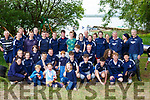 The Flesk Valley Rowing club rowers at the Killarney Regatta on Sunday