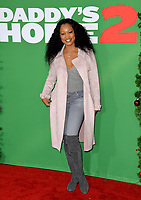 Garcelle Beauvais at the premiere for &quot;Daddy's Home 2&quot; at the Regency Village Theatre, Westwood. Los Angeles, USA 05 November  2017<br /> Picture: Paul Smith/Featureflash/SilverHub 0208 004 5359 sales@silverhubmedia.com