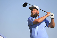 Andrew Johnston (ENG) on the 6th tee during Round 1 of the HNA Open De France at Le Golf National in Saint-Quentin-En-Yvelines, Paris, France on Thursday 28th June 2018.<br /> Picture:  Thos Caffrey | Golffile