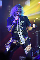 FORT LAUDERDALE, FL - NOVEMBER 03: Steel Panther perform at The Culture Room on November 3, 2017 in Fort Lauderdale, Florida. Credit: mpi04/MediaPunch