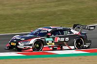2018 DTM at Brands Hatch. #28 Loïc Duval. Audi Sport Team Phoenix. Audi RS 5 DTM.